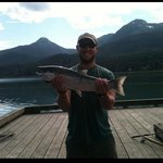 Fishing with Hooked on Juneau