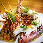 Lobster in Lemon Butter
