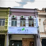 Main Entrance of Raizzy's Guesthouse