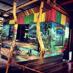 Restaurant Across From Playa Negra; A Short Bike Ride From The Hotel.