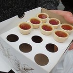 Maple syrup samples