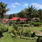 Doka Estate garden