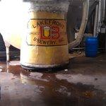 Beer Mug from County Stadium