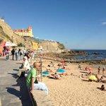Beach promenade within walking distance