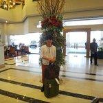 Arnoma Hotel Main Lobby