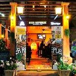 Beer Republic Entrance