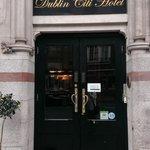 Dublin Citi Hotel Entrance