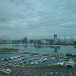 View on Abu Dhabi