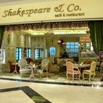 Shakespeare and Co - Al Ain Mall - Mall Entrance