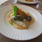Assiette de poisson Saint-Alys