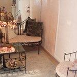 salon de la chambre Rosine