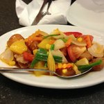 Sweet & Sour Sole