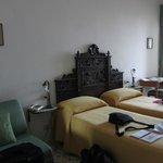 Beautiful rustic old-fashioned furnishings