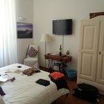 Traveller room