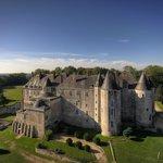 Le château aux 2 visages : côté médiéval