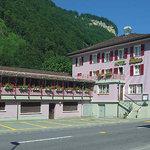Aussen Ansicht Hotel - Restaurant