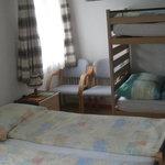 Hotelzimmer bis 30 Pers. Familienzimmer