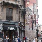 Cafe Le Lombard