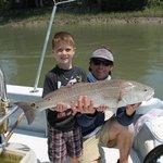 Van's redfish