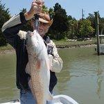 Grandpa's redfish