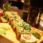 Flot sushi
