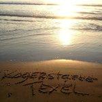 Foto bij het strand van paal 17
