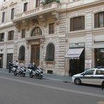 Hotel from via G. Zanardelli