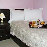 Single Room Queen Size Bed
