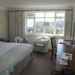 Our bedroom overlooking Windermere