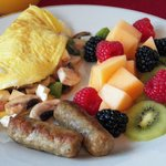 Breakfast is served from 8:30 to 9:30 am each morning at Fig Street Inn, Cape Charles, VA.