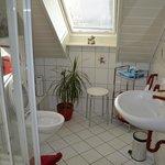 Ferienwohnung Bathroom
