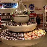 hersheys store!