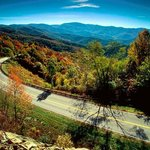 Cherohala Skyway 10 minutes away