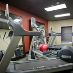 Hampton Inn Pell City Hotel Fitness Center