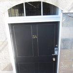 Lower Ground Front Door