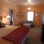Terra Cotta Room #3 - a King suite, easily a home away from home!