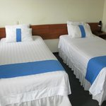 Habitación con 2 camas / 2 Single Beds