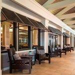 Lobby view of Restaurant