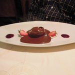 chocolate raspberry creme...for chocolate lovers