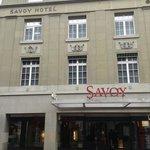 Hotel Savoy Bern Foto