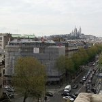 A great view of Montmartre. Such a lovely sight.