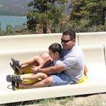 Foto de Alpine Slide at Magic Mountain