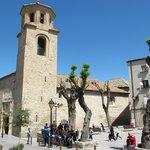 Plaza e Iglesia de la Magdalena