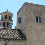 Exterior de la Iglesia de la Magdalena