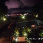 отель ночью)