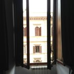 our rooms window