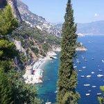 Amalfi coast - Conca dei Marini