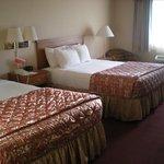 Deux grands lits