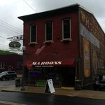 Easy to find on the main drag near the brewery