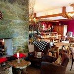 Restaurant chill ruimte